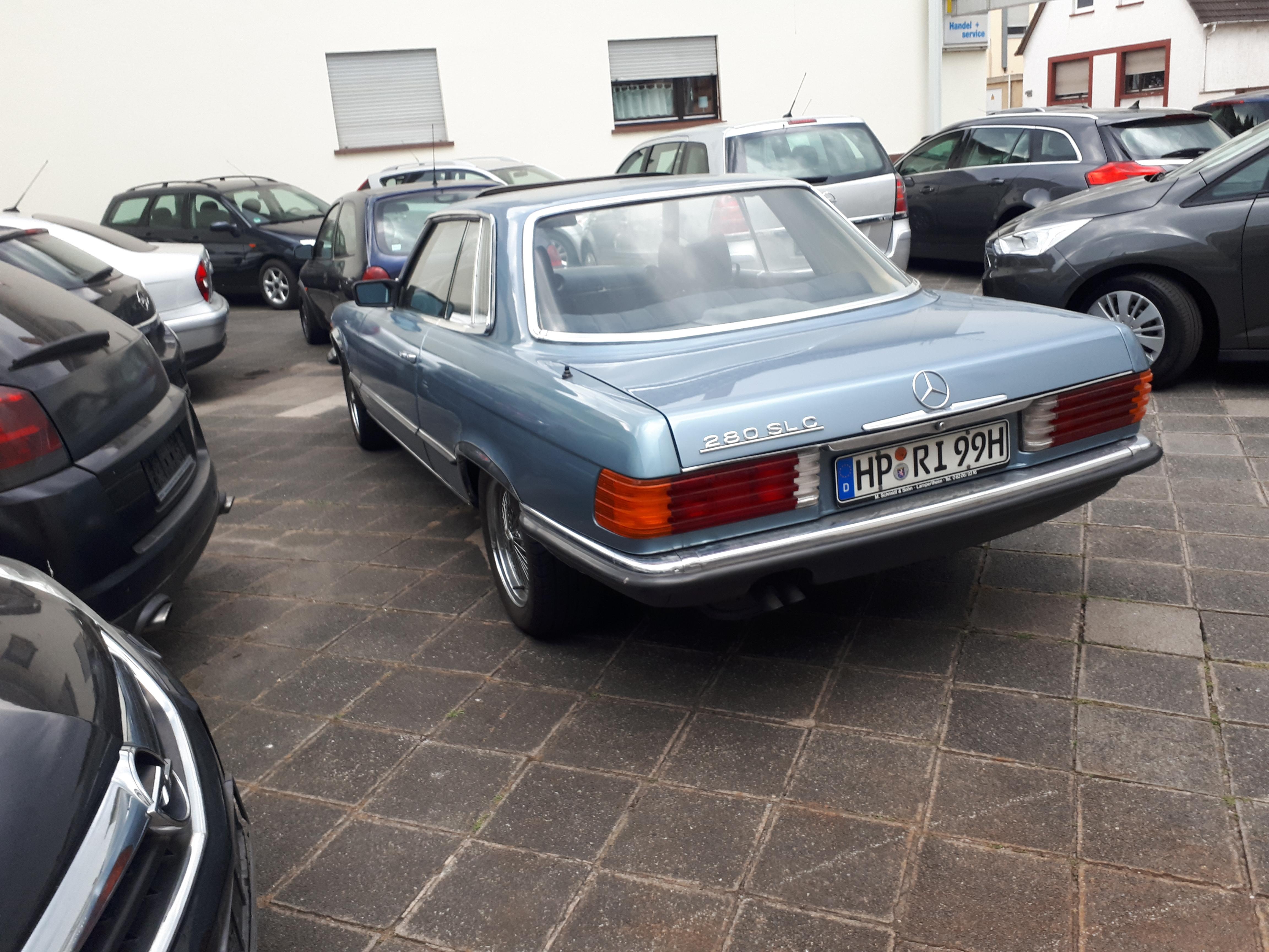 Mercedes 280 SLC *Oldtimer*