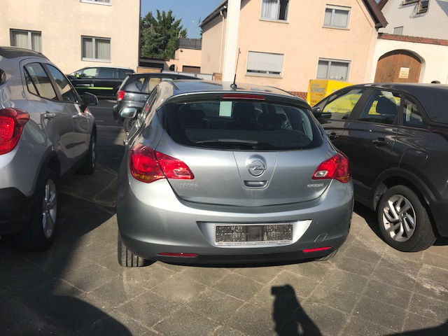Opel Astra J Selection