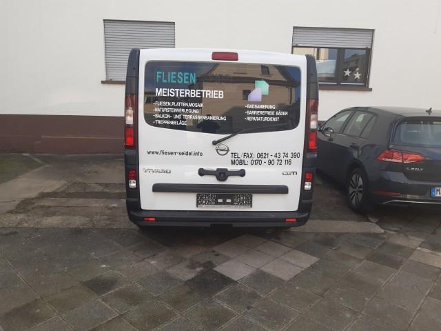Opel Vivaro B L2H1